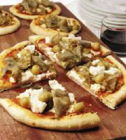 Pizza(recetas y varios sabores)